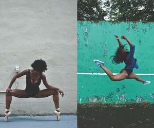 black woman, black women, and model image