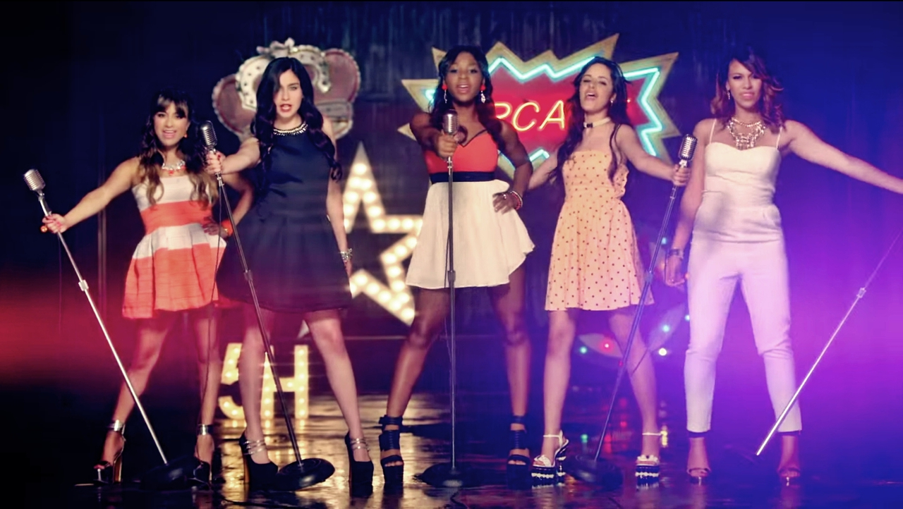 fifth harmony, girls, and 5h image