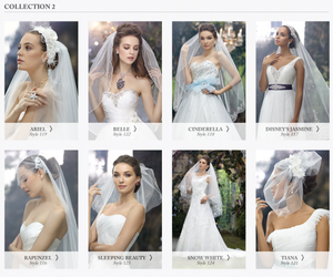 disney, tumblr, and wedding dress image