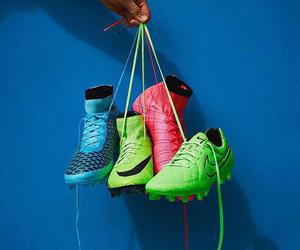cleats, collection, and colours image