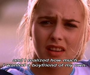 boyfriend, Clueless, and love image
