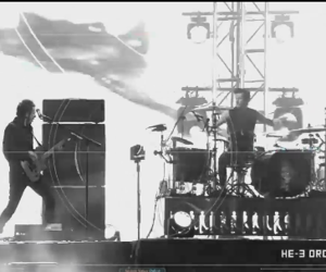 concert, Dominic Howard, and Matt Bellamy image
