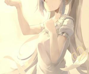 anime, shoujo, and plastic memories image