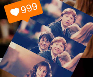 ginger, hermione, and life image