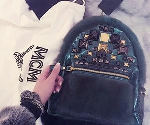 backpack, bag, and designer image