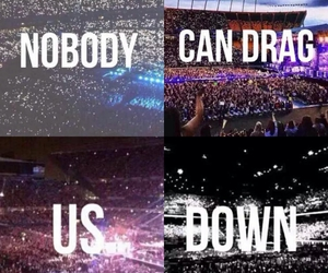 fandom, forever, and drag me down image