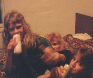 dave mustaine and metallica image