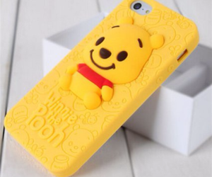 fun, yellow, and phone case image