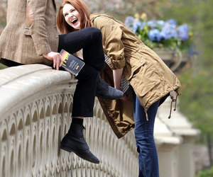 doctor who, karen gillan, and amy image