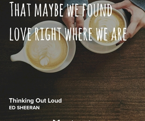 coffee, music, and song image
