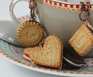 colorful, cookie, and cup image