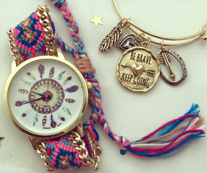 accessories, Braclets, and fashion image
