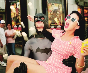 katy perry and batman image