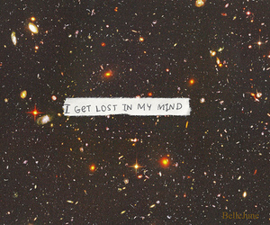 get lost, my mind, and out of order image