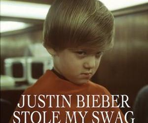 justin bieber, swag, and funny image