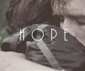 hope and josh hutcherson image