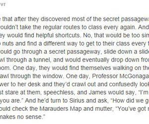 harry potter, hogwarts, and minerva mcgonagall image