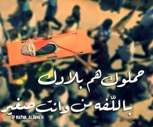 palestine, فلسطين, and علي هوابشة image
