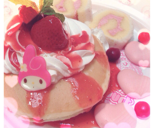 dessert, food, and kawaii image