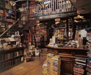 books, dream house, and dreams image
