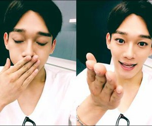 Chen, 2015, and love image