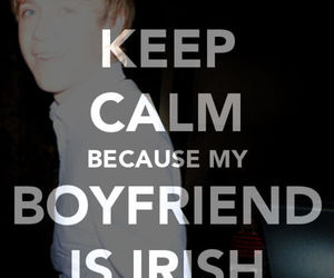 one direction, niall horan, and irish image