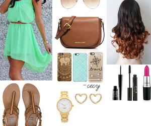 outfit and girl image