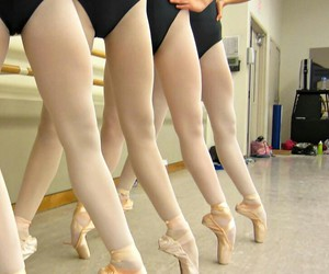 ballet, girl, and awesome image