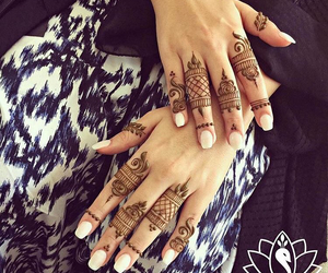 mehndi and love image