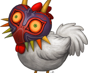 Chicken, funny, and the legend of zelda image
