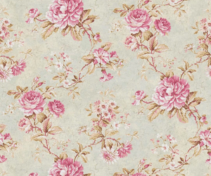 background, floral, and decor image