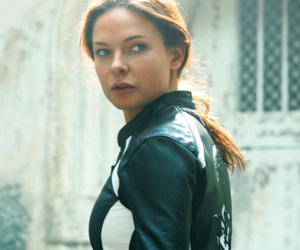 beautiful, fit, and mission impossible image