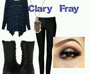 outfit, the mortal instruments, and clary image