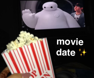 dates, movies, and Relationship image