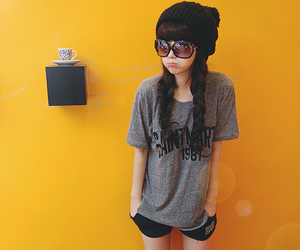 ulzzang and mikki image