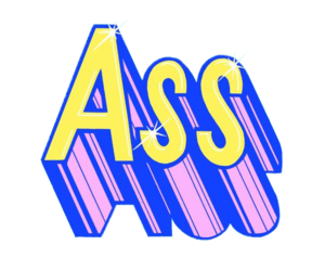 ass, png, and sticker image