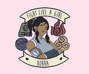 fight like a girl, feminism, and feminist image