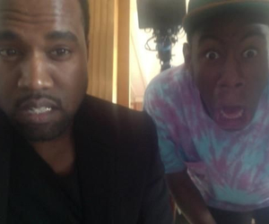 kanye west, tyler the creator, and tyler image