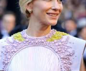 avant-garde, cate blanchette, and dress image