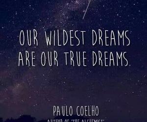 dreams, quotes, and true image