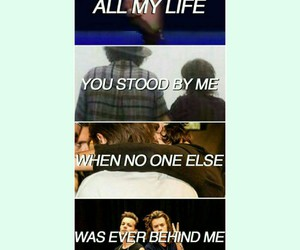 larry stylinson and drag me down image
