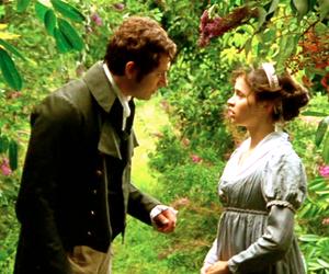 Felicity Jones, jane austen, and romance image