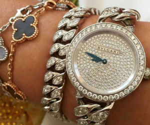 bijoux, chic, and style image