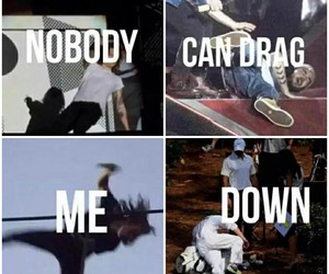 one direction, drag me down, and niall horan image