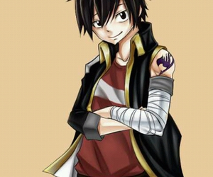 fairy tail, anime, and zeref image