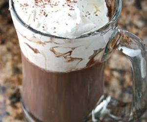 nutella hot chocolate image