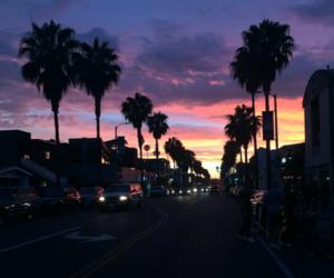 night, sky, and summer image