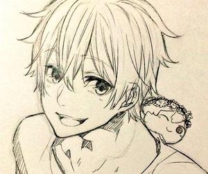 anime, baby, and boy image