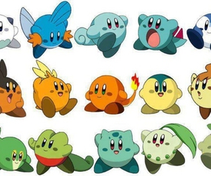 pokemon and kirby image