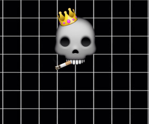 background, black, and Queen image